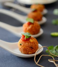 Corn and Cheese balls - Whisk Affair