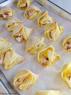 """Кулинарные моменты: Печенье """"Ракушка"""""""