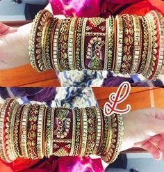 Royal Look American Diamond Necklace Set – FashionVibes Chuda Bangles, Indian Wedding Jewelry, Indian Bridal, Bridal Mehndi, Bridal Lehenga, Bridal Chuda, Diamond Necklace Set, Rhinestone Necklace, Bridal Bangles