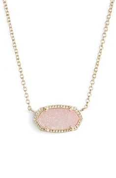 Ruby Necklaces Absolutely adoring this simple yet chic Kendra Scott necklace that features a glittering stone. Product Image 0 Absolutely adoring this Cute Jewelry, Body Jewelry, Jewlery, Jewelry Accessories, Jewelry Necklaces, Jewelry Box, Pretty Necklaces, Dainty Jewelry, Resin Jewelry