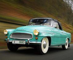 Škoda Felicia (Type 994) '1959–64 #skodaoctavia #skodafelicia #skodafavorit