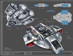 Oslo Class - Star Trek Online
