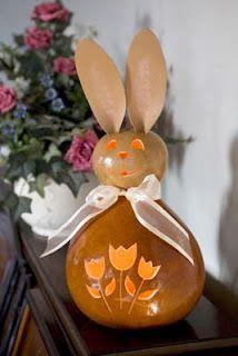 Gourd Bunny :-)