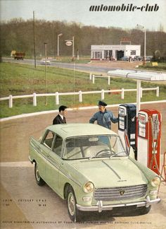 Peugeot 404 / 1960