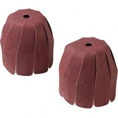 Inflatable Bowl Sander 150 Grit Sleeves - 2 per pack - Rockler Woodworking Tools