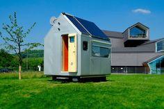 Diogene mini house / Renzo Pianos