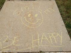 be happy  http://pajamasnotebook.com/so-much-to-say/