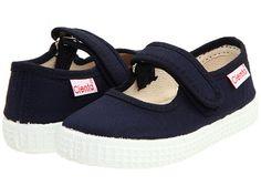 Cienta Kids Shoes 5600077 (Infant/Toddler/Little Kid/Big Kid) Navy - Zappos.com Free Shipping BOTH Ways