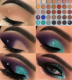 Gorgeous Makeup: Tips and Tricks With Eye Makeup and Eyeshadow – Makeup Design Ideas Gorgeous Makeup, Love Makeup, Makeup Inspo, Beauty Makeup, Makeup Ideas, Makeup Hacks, Makeup Tutorials, 80s Makeup Tutorial, How To Makeup
