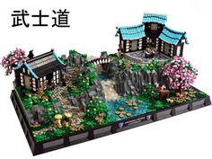 ~ Lego MOCs Fantasy ~ Bushidō - Way of the Warrior | by Disco86
