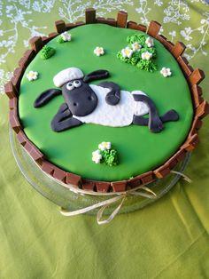 Shaun The Sheep Cake, Eid Cake, Number Birthday Cakes, Eid Food, Cake Models, Eid Party, Meringue Cake, Hello Kitty Cake, Animal Cakes