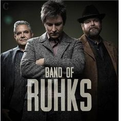 Band Of Ruhks' Self-Titled Debut Album on AirPlay Direct - http://www.cybergrass.com/node/4500