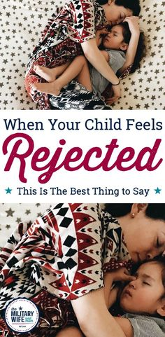 The Most Powerful Way to Respond When Your Child Feels Hurt