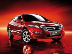 Honda Crosstour China '2010–14