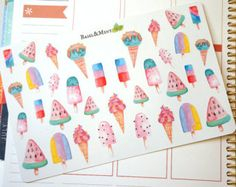 Bill Due Planner Stickers Perfect for Erin by JessiJsDesign