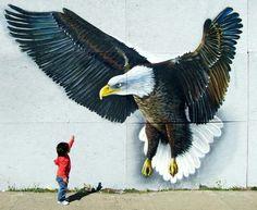 3D Art #streetart jd
