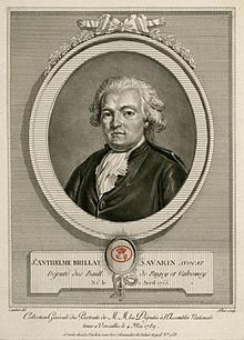 Jean Anthelme Brillat-Savarin - Wikipedia, la enciclopedia libre