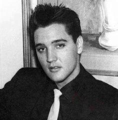 Elvis Presley with Rosalyn Carter, wife of President Jimmy