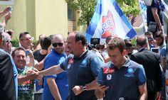 Napoli Ritiro Dimaro 2014 www.napolifans.it