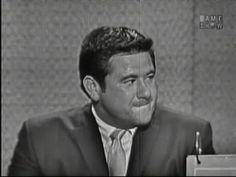 What's My Line? - Buddy Hackett; Alan King [panel] (Aug 21, 1960)