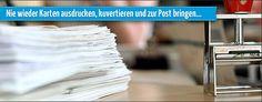 Serienkarte - nie wieder Post. Erstelle deine Postkarten oder Grußkarten online. http://www.serienkarte.de/