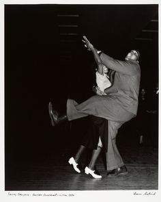 Savoy Dancers - Harlem Documentby Aaron Siskind, ca. 1936