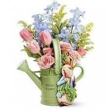 Image result for peter rabbit decorations centerpiece