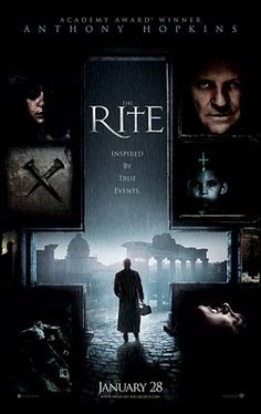 The Rite , starring Colin O'Donoghue, Anthony Hopkins, Ciarán Hinds, Alice Braga. An American seminary student travels to Italy to take an exorcism course. Colin O'donoghue, 2011 Movies, Hd Movies, Movies Online, Movie Film, Horror Movie Posters, Horror Movies, Horror Film, Film Posters