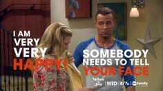Melissa and Joey LOVE THIS SHOW