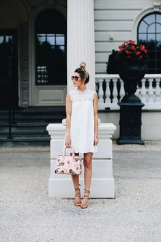 Some of the best and biggest trends this season lie in the details of your garment, and this Summer, romantic lace, cool crochet, and airy eyelet fabrics are better than ever before.