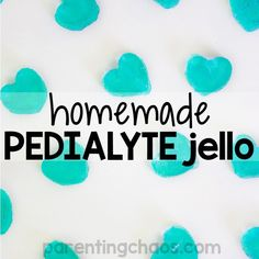 It's that time of year again. If you are hearing the sniffles starting to sneak up in your home this Homemade Pedialyte Jello is a great recipe to keep on hand to help your family stay hydrated. Sick Toddler, Sick Baby, Sick Kids, Toddler Sore Throat, Baby Food Recipes, Great Recipes, Homemade Pedialyte, Silicone Cupcake Molds, Sore Throat Remedies