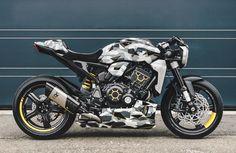 Reimagined And Amazing: Custom Honda Custom Motorcycle Shop, Motorcycle Design, Motorcycle Style, Bike Design, Custom Motorcycles, Custom Bikes, Custom Baggers, Motorcycle Quotes, Cafe Racer Motorcycle