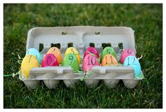 Easter countdown.  Simple and Cute!