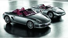 Porsche Boxster RS 60 Spyder and the car that inspired it