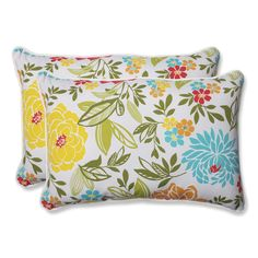 Spring Bling Indoor/Outdoor Lumbar Pillow