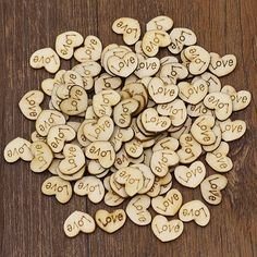 Healifty 10pcs Unfinished Wood Slices Peace Dove Wood Craft Embellishments Blank Wooden Chip for DIY Scrapbooking Wedding Crafts Baby Shower