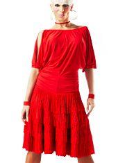 Taka Womens Latin Dance Dress 3L-00107