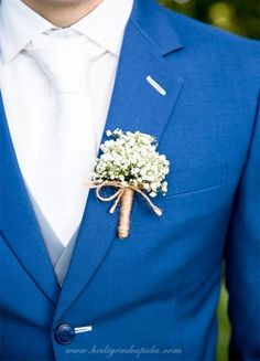 Balıkesi̇r Çiçek - Balıkesir Çiçekçi - Balıkesir Çiçek Gönder ~ Damat Yaka Çiçeği Cipso