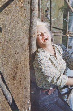 Marilyn River Of No Return 1954