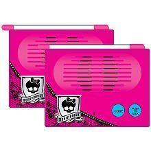 Monster High Intercom Set - 81048 by Sakar. $17.99. Keep in constant communication with these Monster High Intercoms. Featuring the ability to talk room to room these intercoms use a wireless range intercom system that is easy to use and convenient for the whole family. Each Uses 1 pc 9V/6F22 Battery (not Included).The teenage children of the legendary monster menaces have gathered together under one roof...to attend high school at Monster High! These girls are wild, the...