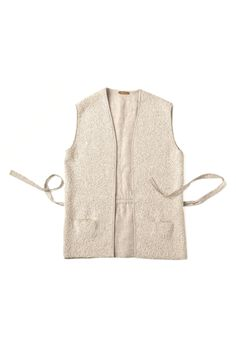 show new arrivals now  https://www.nehera.com/sand-linen-vest-with-terry-knit-front-panels