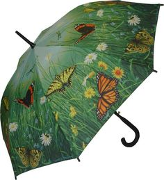 Umbrella - Butterflies