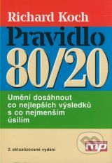 Pravidlo 80/20 (Richard Koch)