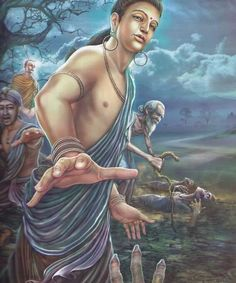 The Life of the Buddha Sri Lanka, Buddha Life, Buddha Wisdom, Buddhist Philosophy, Buddha Painting, Buddha Artwork, Chinese Martial Arts, Gautama Buddha, Buddhist Monk