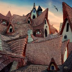 Clay Castle of the Valley of Fairies in Transylvania, best of Romania-it is like a hobbit house by Caras design Beautiful Places To Visit, Cool Places To Visit, Places To Travel, Places Around The World, Around The Worlds, Saint Marin, Transylvania Romania, Visit Romania, Romania Travel