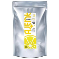Ajent Citric Acid 100% Pure Food Grade Non-GMO (Approved ...