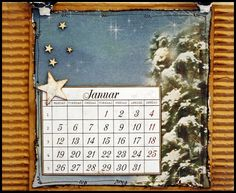 Scrappiness: Kalender 2015.