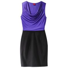 Merona® Women's Sleeveless Knit to Woven Dress - Assorted Colors  Rating: 1out of 5 stars: 1 reviews    $25.00