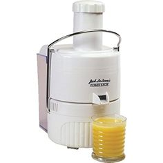 Special Offers - Jack LaLanne Power Electric Juicer  As Seen On TV - In stock & Free Shipping. You can save more money! Check It (April 15 2016 at 03:20PM) >> http://coffeemachineusa.net/jack-lalanne-power-electric-juicer-as-seen-on-tv/