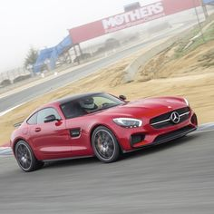 The Mercedes-AMG GT S can be individually tailored to maximize performance. However, when conquering one of the motorsport world's most complex tracks, Laguna Seca, you only need one: Sport Plus.
